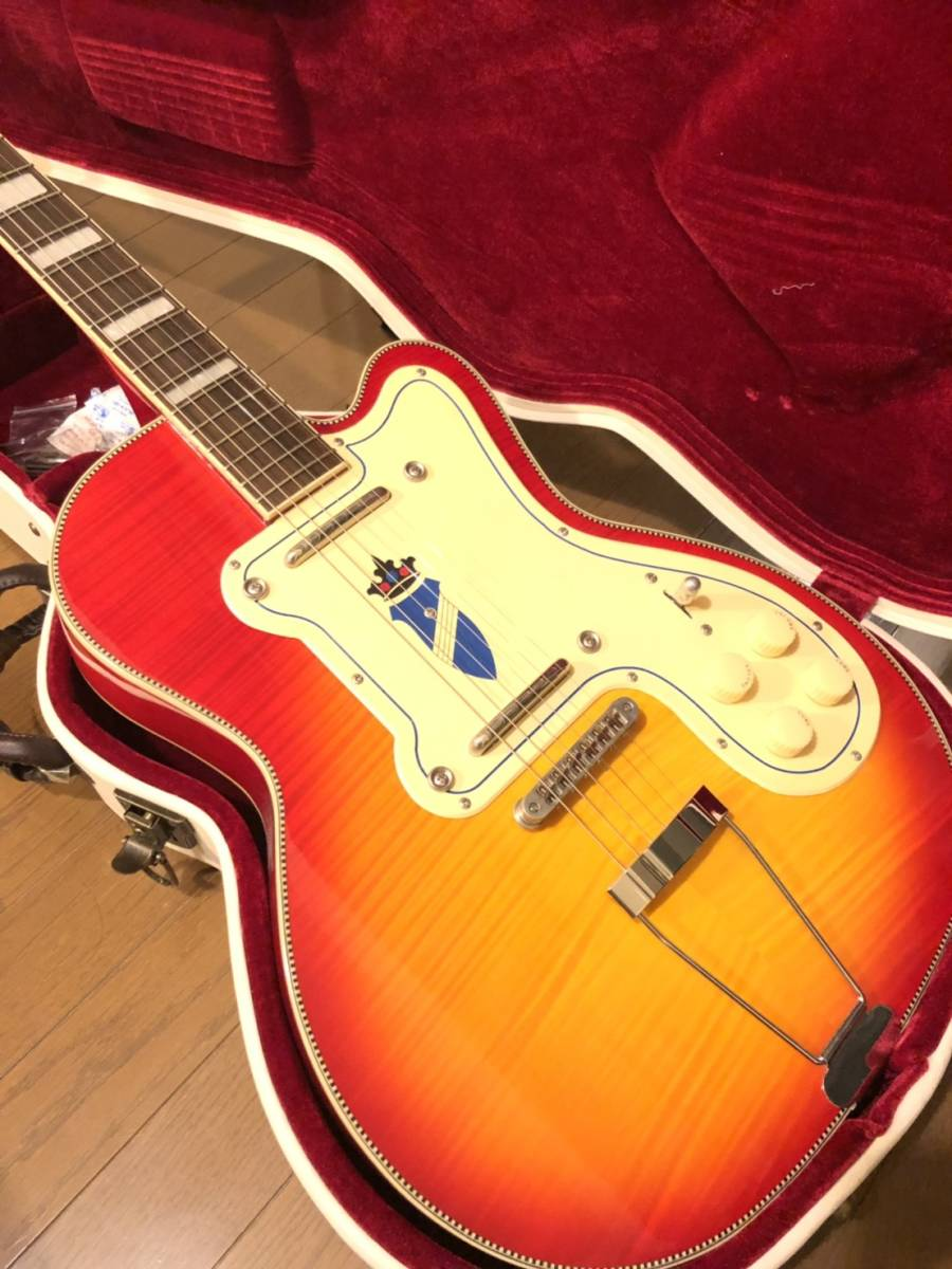 KAY -Thin Twin K161 Vintage Reissue-_画像3