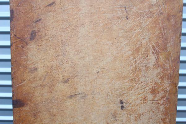 銀杏/イチョウ まな板 特大1620x335x75mm カウンター材/看板材料_画像4