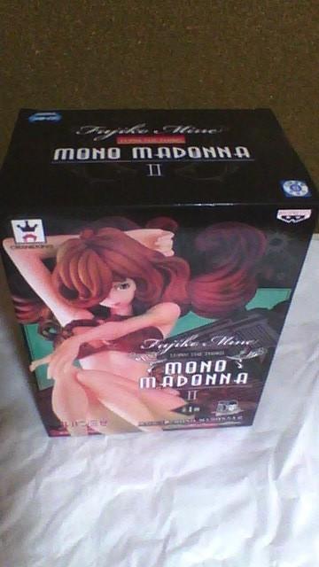 ルパン三世 峰不二子 MONO MADONNA II 2 フィギュア