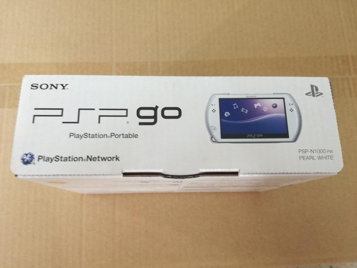 【新品・未使用】PSP go「プレイステーション・ポータブル go」 パール・ホワイト PSP-N1000PW_画像2