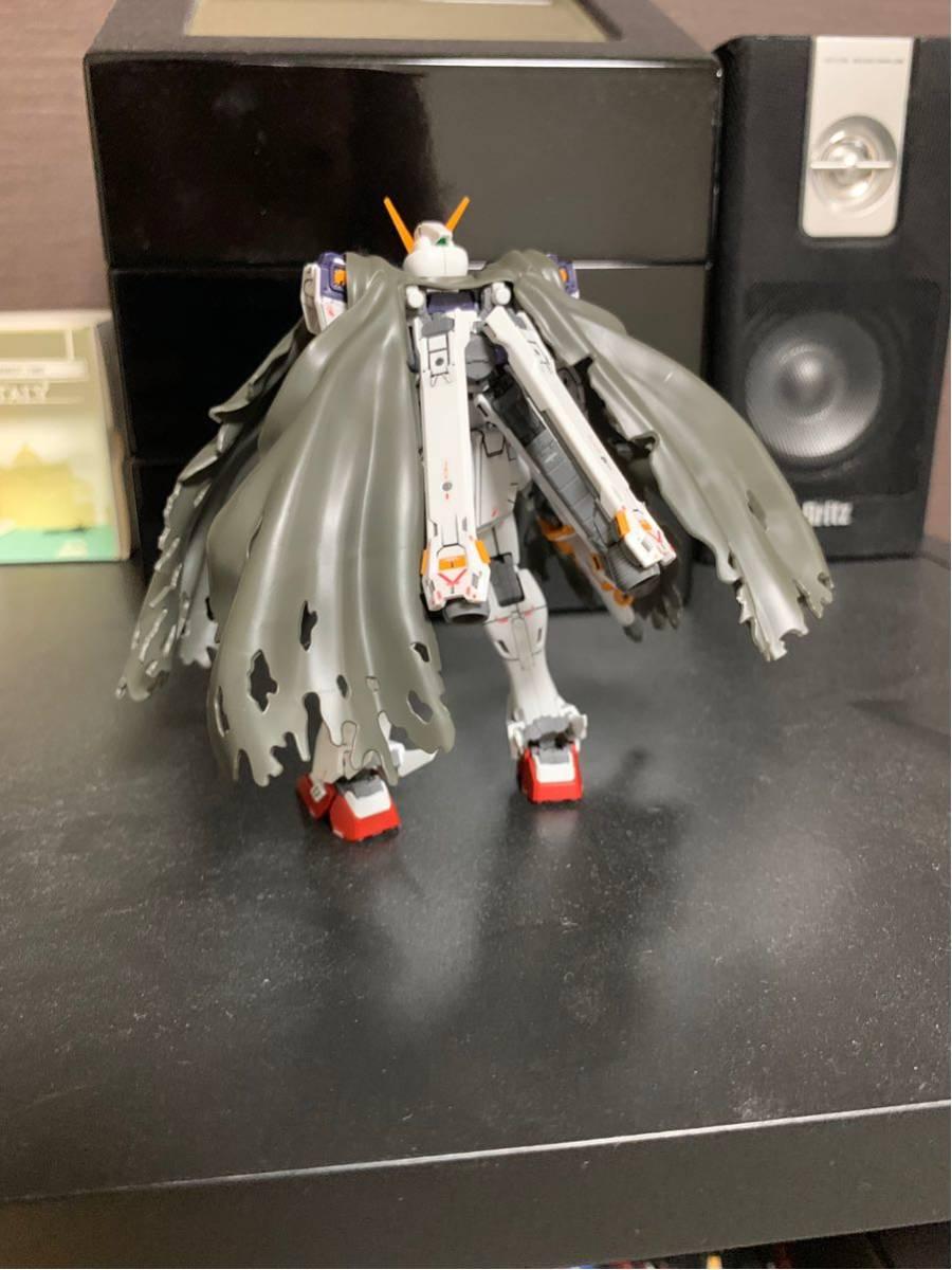 バンダイ 機動戦士クロスボーン・ガンダム 1/144 RG クロスボーン・ガンダムX1_画像2