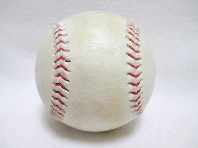 当選品 西武ライオンズ オレステス・デストラーデ 直筆サイン入り 実使用ボール 野球 1995 39 _画像4