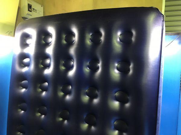 【 SMJ 】らくらく エアーベッド 寝具 キャンプ用品 アウトドア セミダブルサイズ 【 MA-20SW 】100_画像5