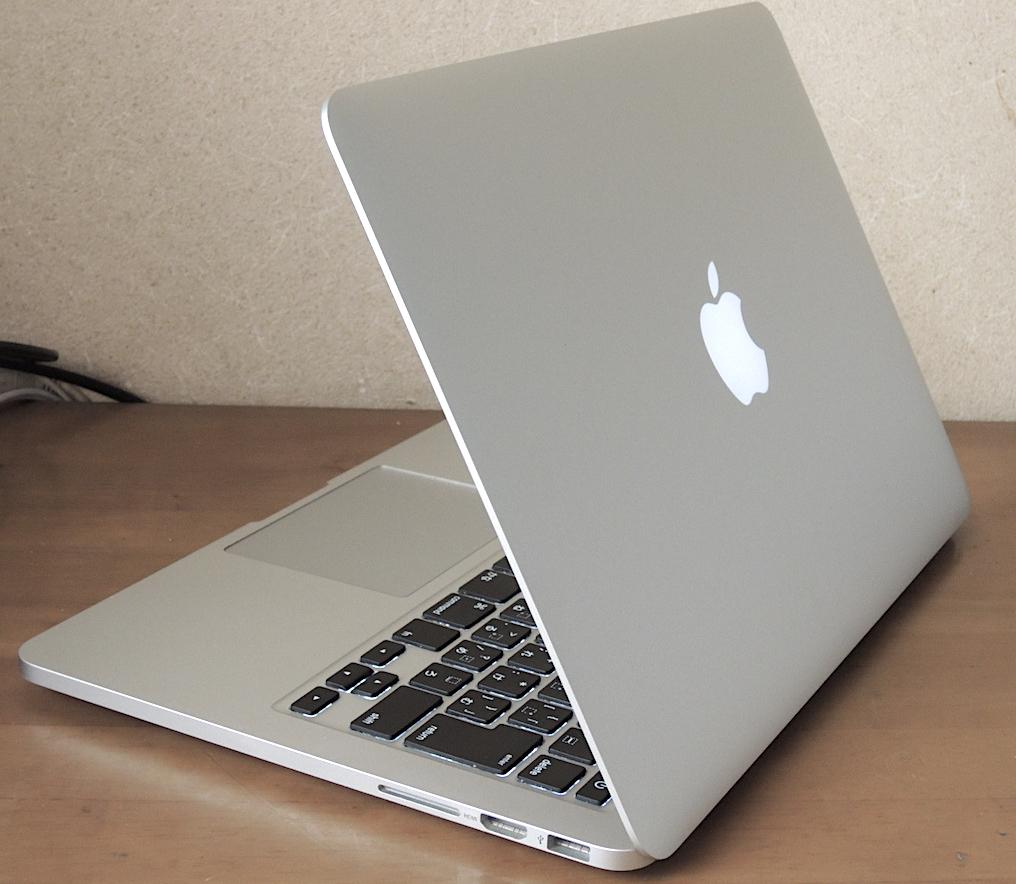 大容量1TB PCIe SSD 搭載 MacBook Pro Retina 13.3インチ Early 2015 Core i7 3.1GHz メモリ16GB 綺麗_画像3