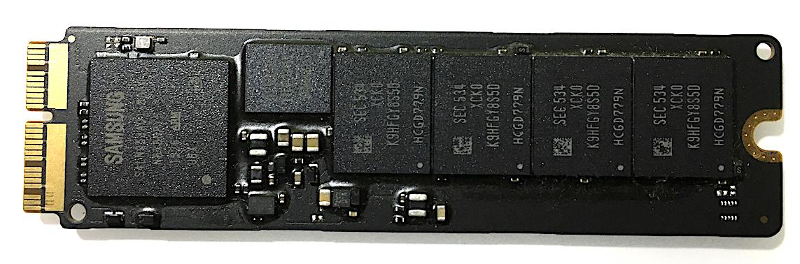 Apple純正 高速版 256GB PCIe SSD MacBook Pro,MacBook Air,Mac Pro,Mac mini専用_画像2