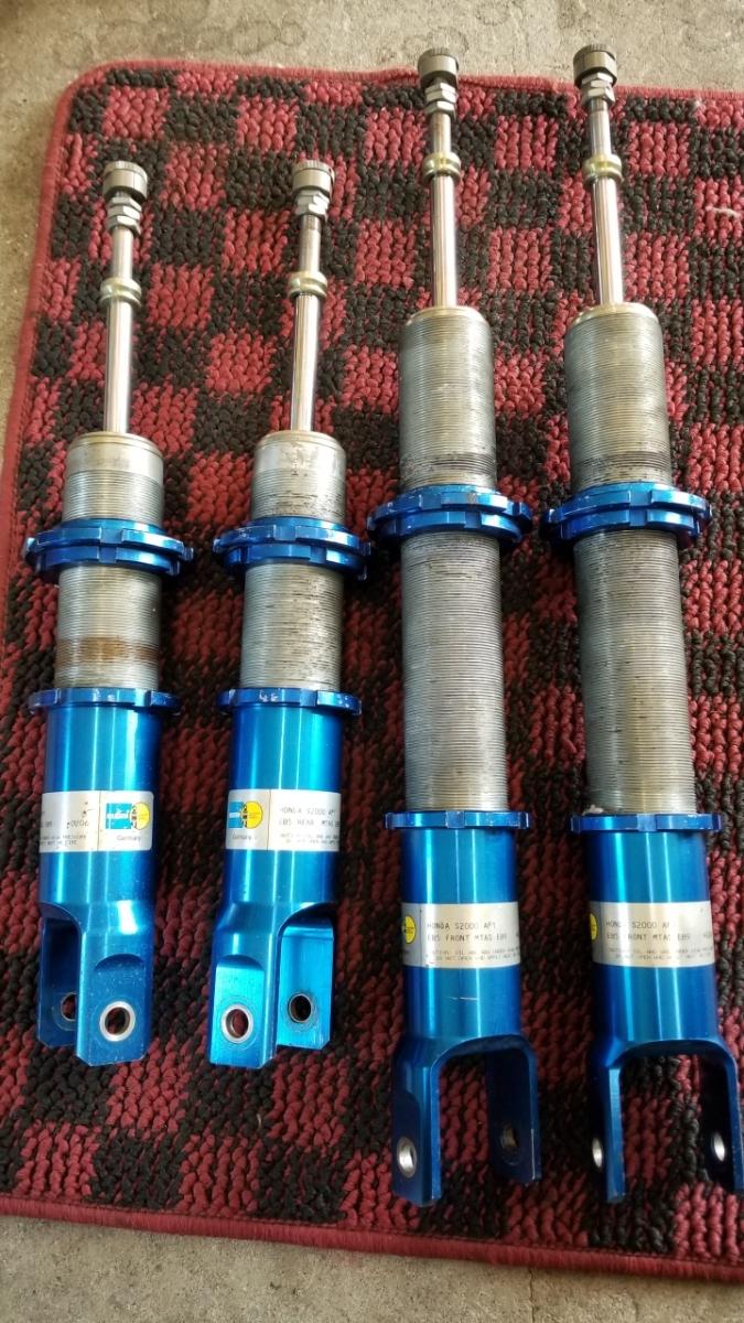 ビルシュタイン エナペタル MTAS EB9 S2000 AP1 AP2 サーキットスペック