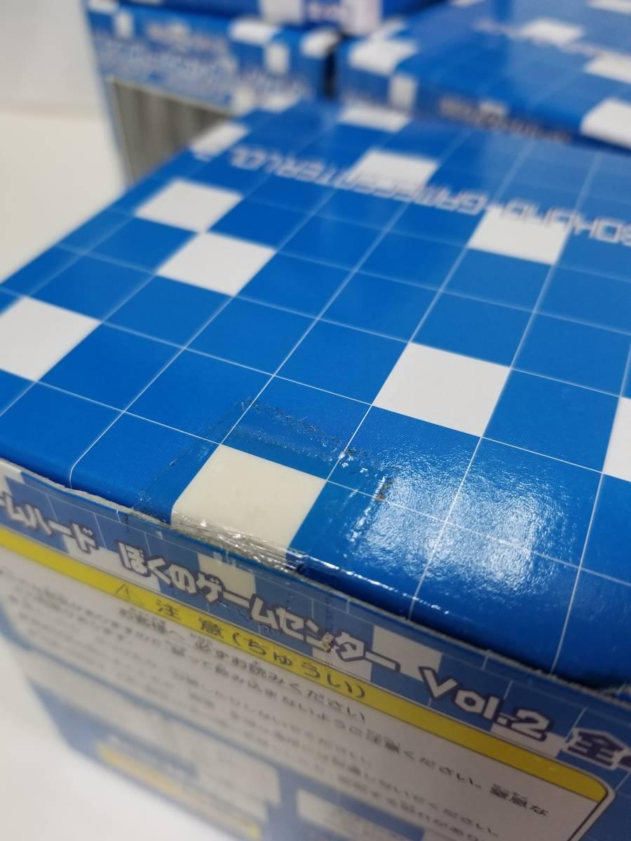 レア 未使用新品 セガ SEGA ゲームハード ぼくのゲームセンター vol. 2 フルセット スペースハリアー アストロシティ 全4種 _画像3