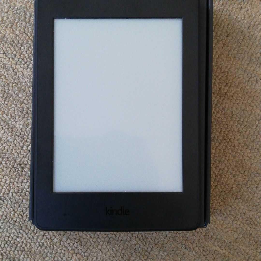 [送料無料]Kindle Paperwhite 32GB 広告なし 第7世代 中古品_画像3