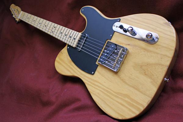 Fender]Made in Japan Hybrid 50s Telecaster(Ash body