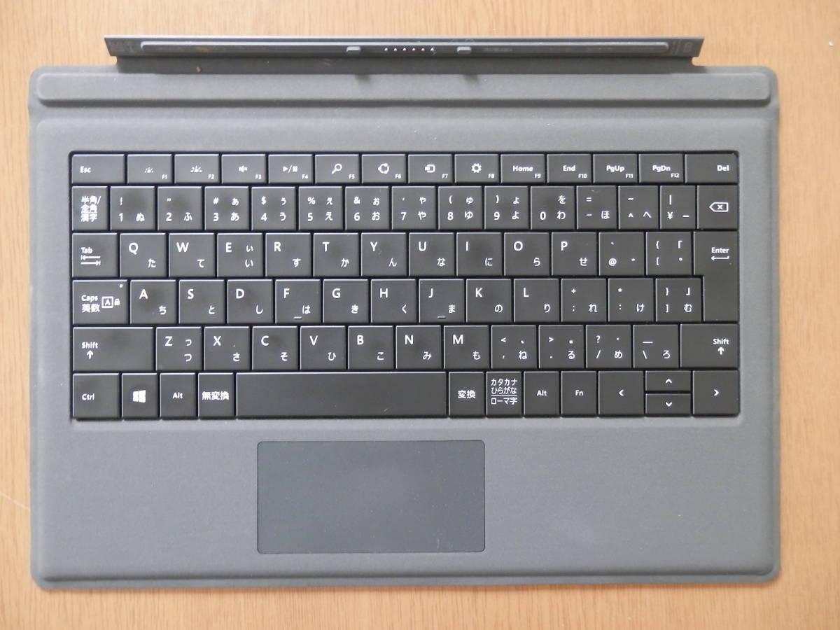 ★送料無料★ ★超美品★ Microsoft Surface Pro3用キーボード                                No.53