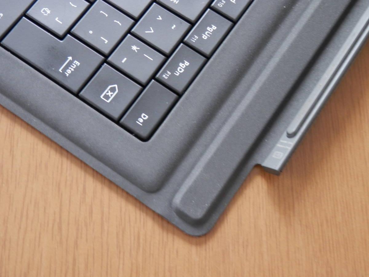 ★送料無料★ ★超美品★ Microsoft Surface Pro3用キーボード                                No.53_画像4