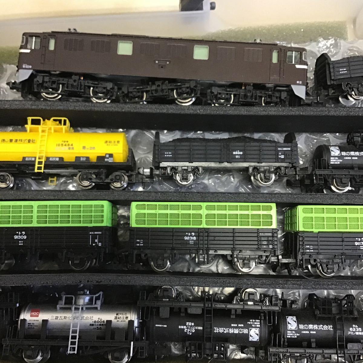 Nゲージ 貨物車両等34車両セット_画像4