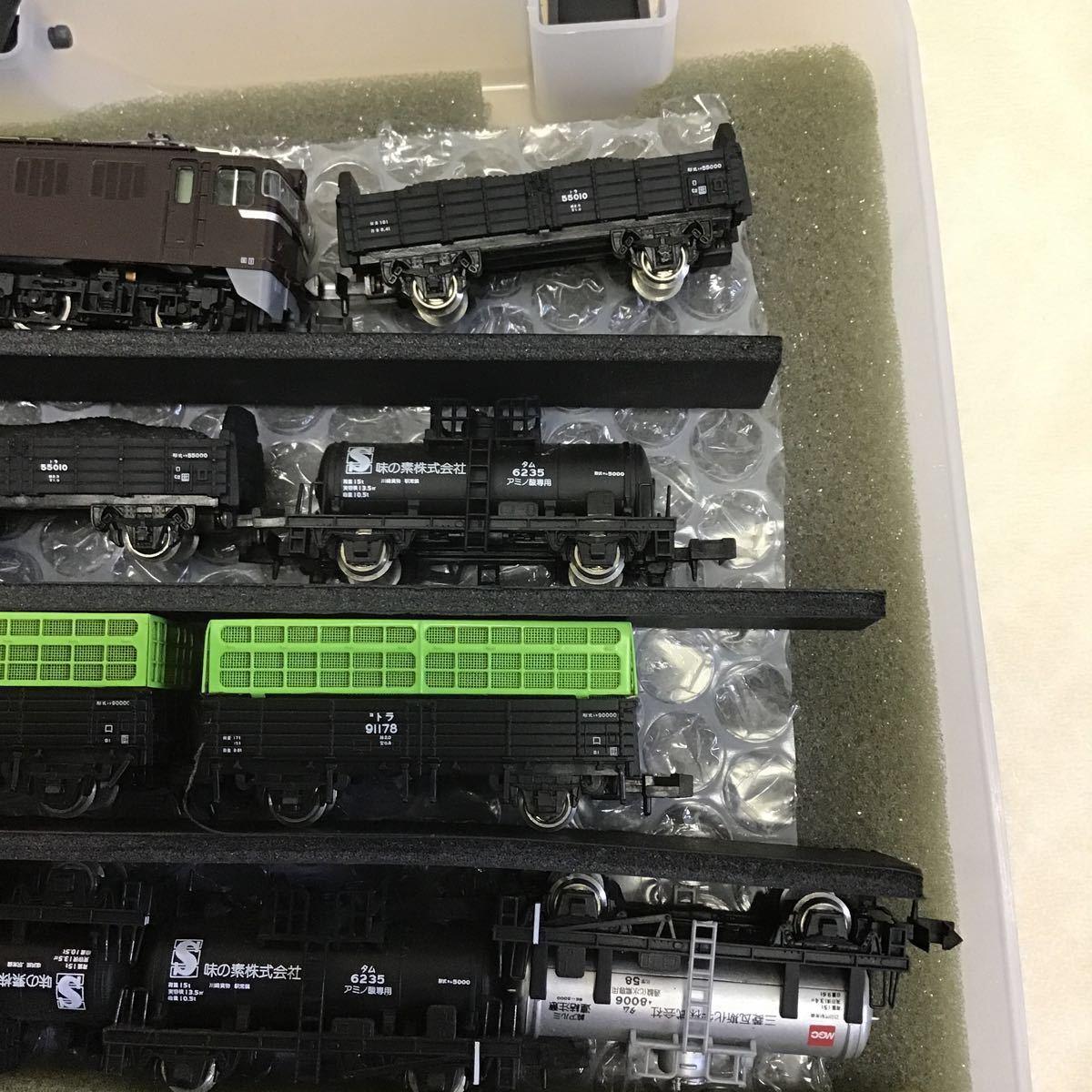 Nゲージ 貨物車両等34車両セット_画像5
