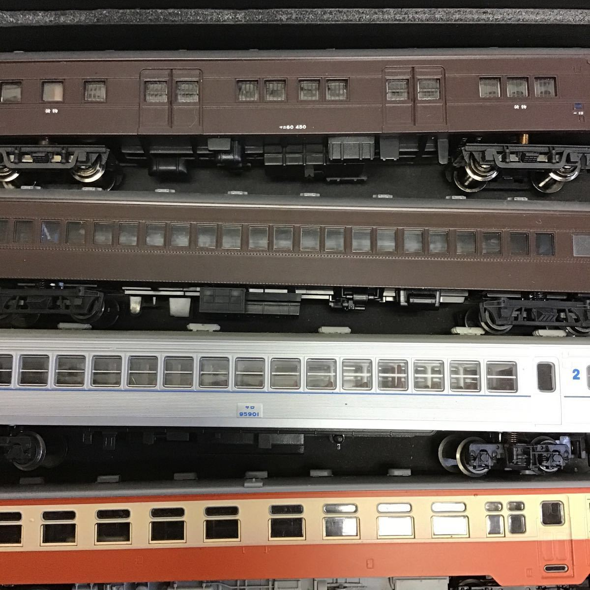 Nゲージ 客車・貨物15両セット_画像2