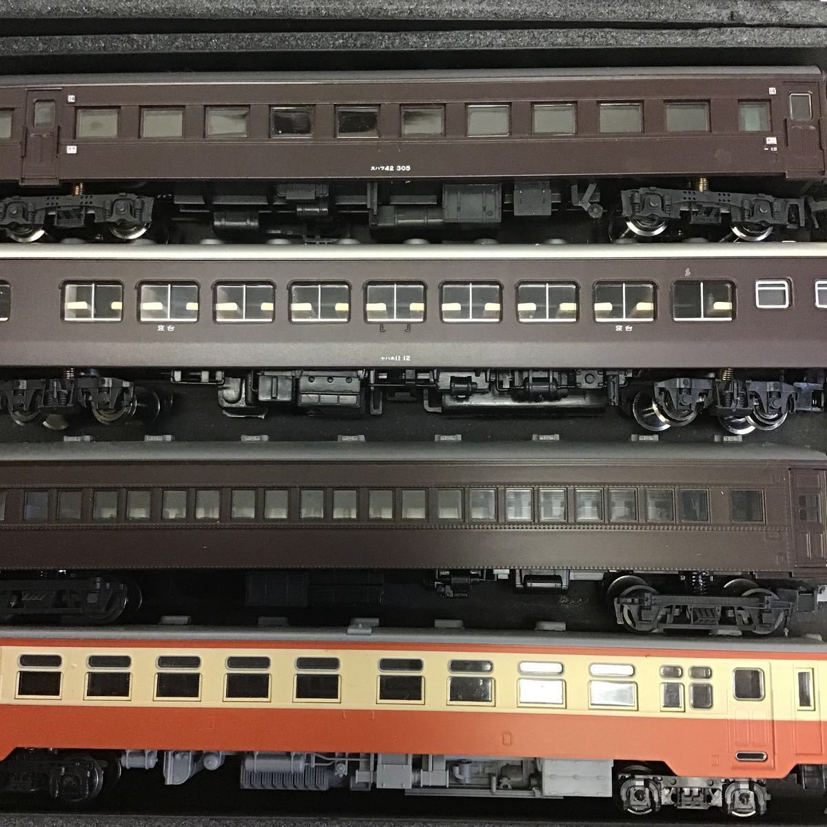 Nゲージ 客車・貨物15両セット_画像5