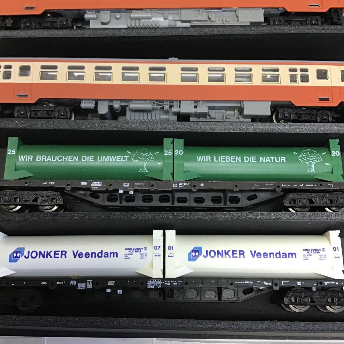 Nゲージ 客車・貨物15両セット_画像3