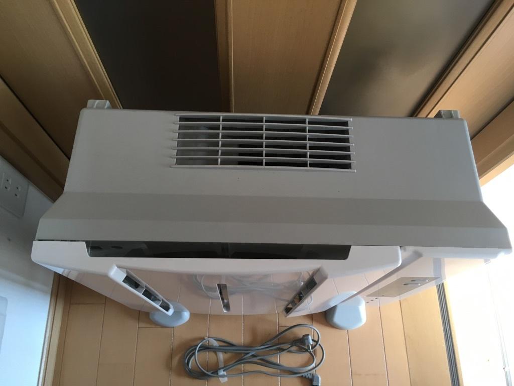 ダスキン DUSKIN 空気清浄機 クリーン空間 中型 室内 タバコ ホコリ 消臭 脱臭 対策 空調DAC-6 ホワイト 2_画像4
