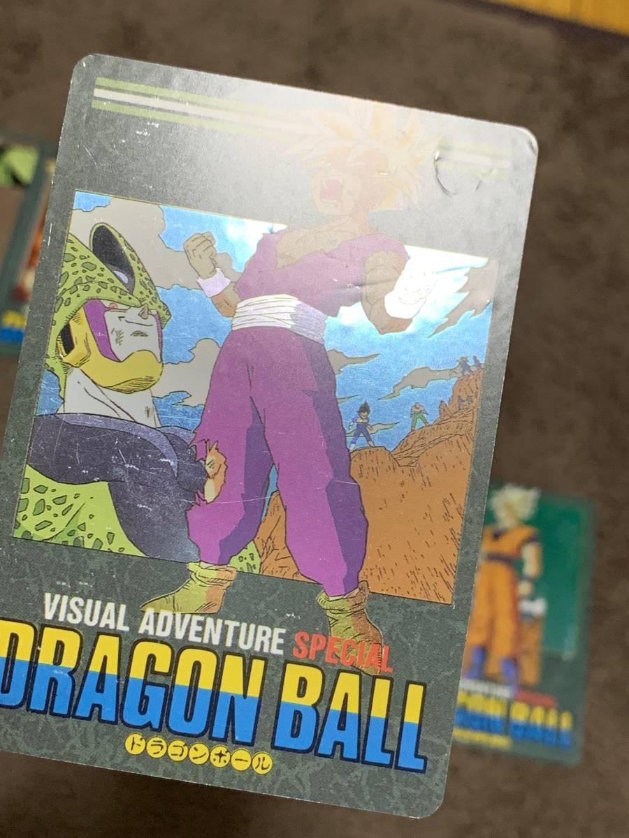 ドラゴンボールカードダス ビジュアルアドベンチャー スペシャル(42種類) フルコンプ_画像5