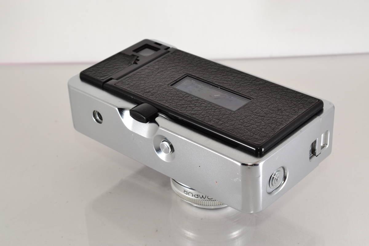 ★激レア特上美品★ コダック インスタマチック Kodak INSTAMATIC 500 38mm F2.8 ★露出計作動★ #147_画像2