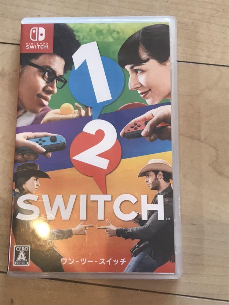 ★ ニンテンドースイッチ 1-2-Switch★