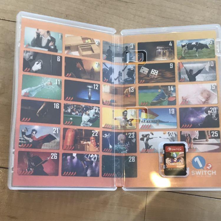 ★ ニンテンドースイッチ 1-2-Switch★_画像2