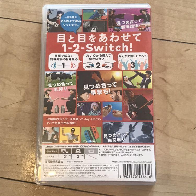 ★ ニンテンドースイッチ 1-2-Switch★_画像3