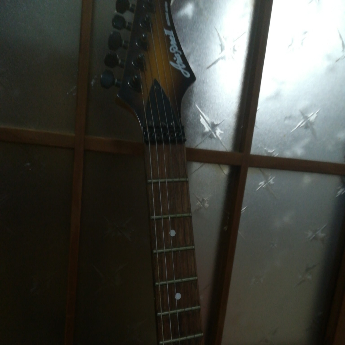 エレキギター ania pne2 magna ジャンク_画像5
