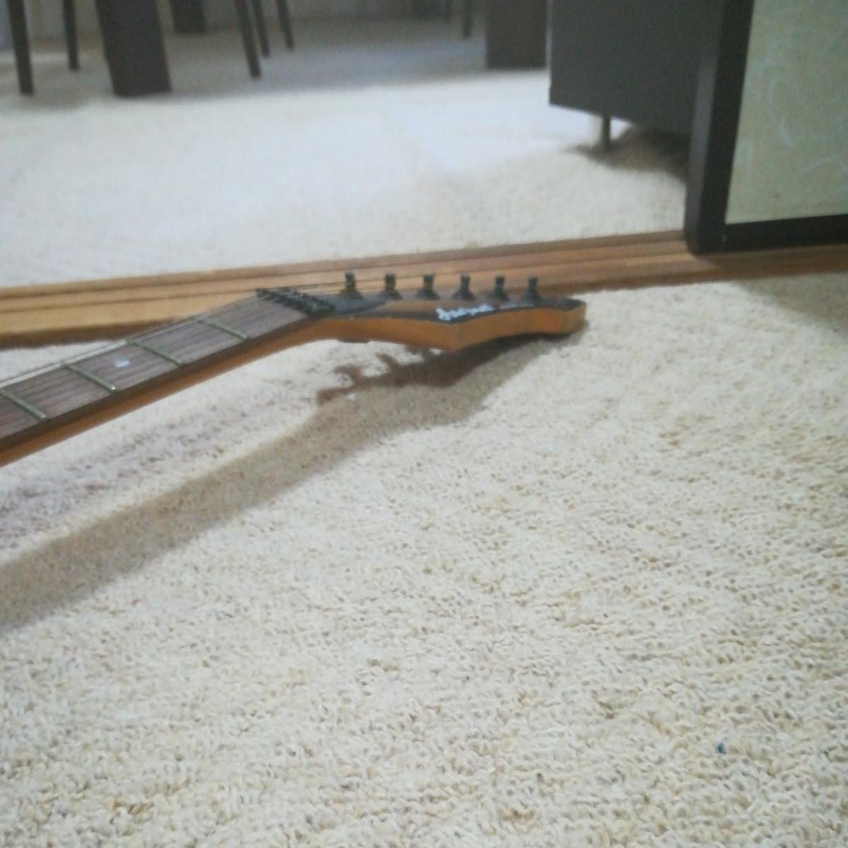 エレキギター ania pne2 magna ジャンク_画像9