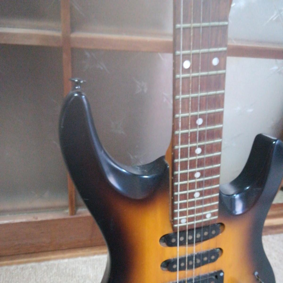 エレキギター ania pne2 magna ジャンク_画像6