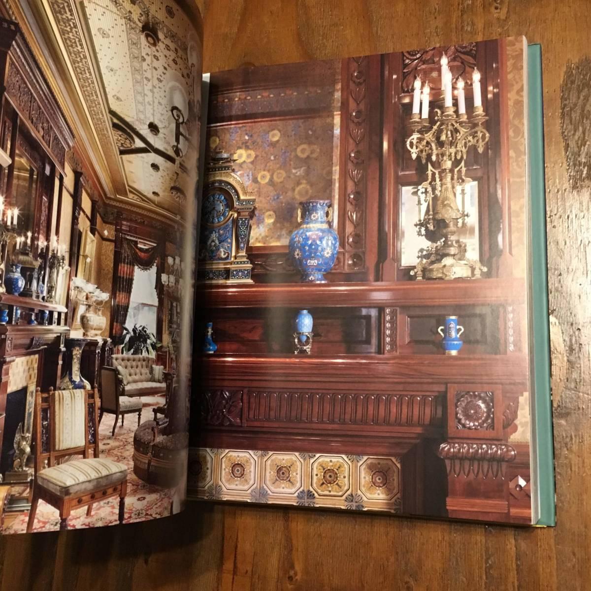 2018年 New York Splendor The City's Most Memorable Rooms Wendy Moonan Robert A.M Stern Rizzoli ニューヨーク luxury 部屋 デザイン_画像4