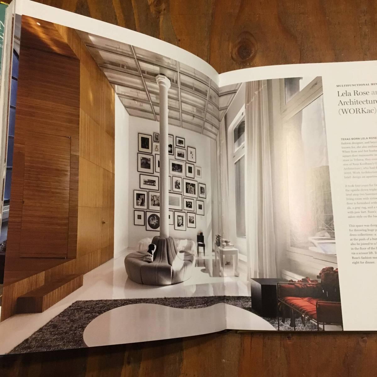 2018年 New York Splendor The City's Most Memorable Rooms Wendy Moonan Robert A.M Stern Rizzoli ニューヨーク luxury 部屋 デザイン_画像9