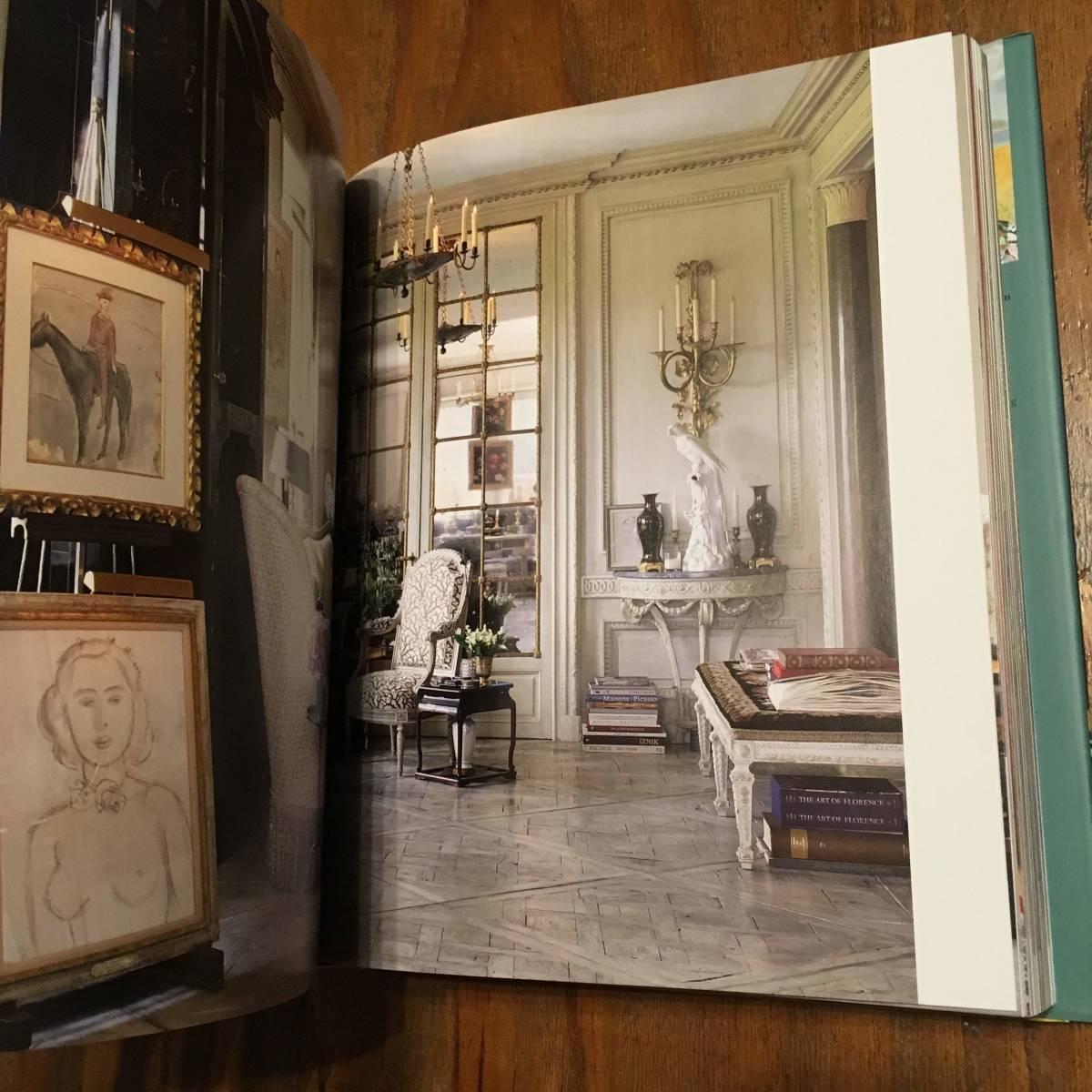 2018年 New York Splendor The City's Most Memorable Rooms Wendy Moonan Robert A.M Stern Rizzoli ニューヨーク luxury 部屋 デザイン_画像6