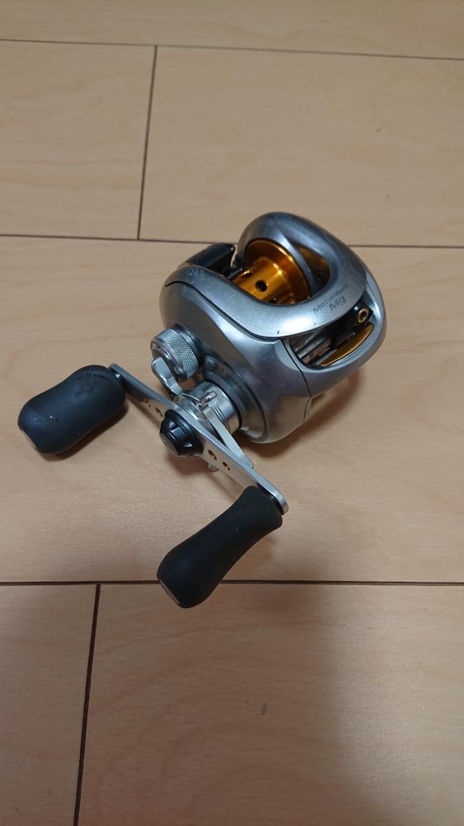 【格安スタート 良品】シマノ 07メタニウムMg 動作良好 付属品有り 良品_画像2