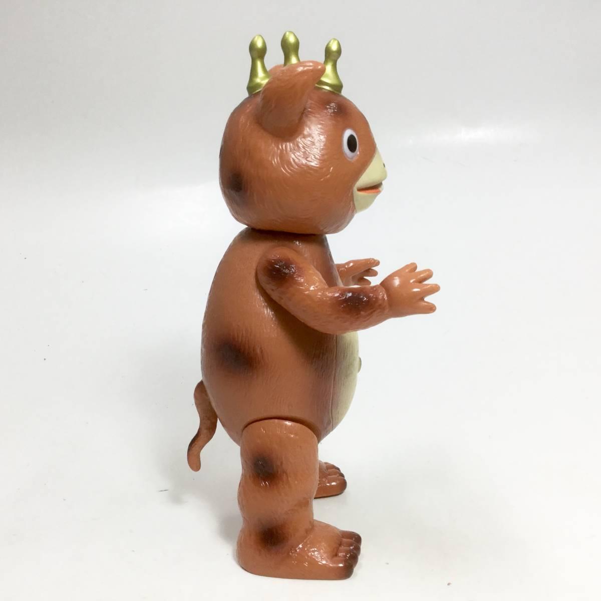 ブースカ ソフビ スタンダードサイズ イヌクマ フィギュア 1960年代 キャラクター レトロ ビンテージ 円谷プロ 快獣 怪獣 _画像6