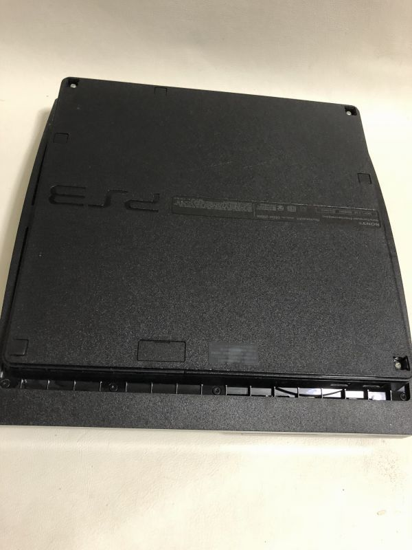 中古 ジャンク PS3 本体 5台セット まとめ売り 薄型 プレステ3 PlayStation3 動作未チェック品 1円スタート CECH-2000A 2100A 2500A 3000B_画像4