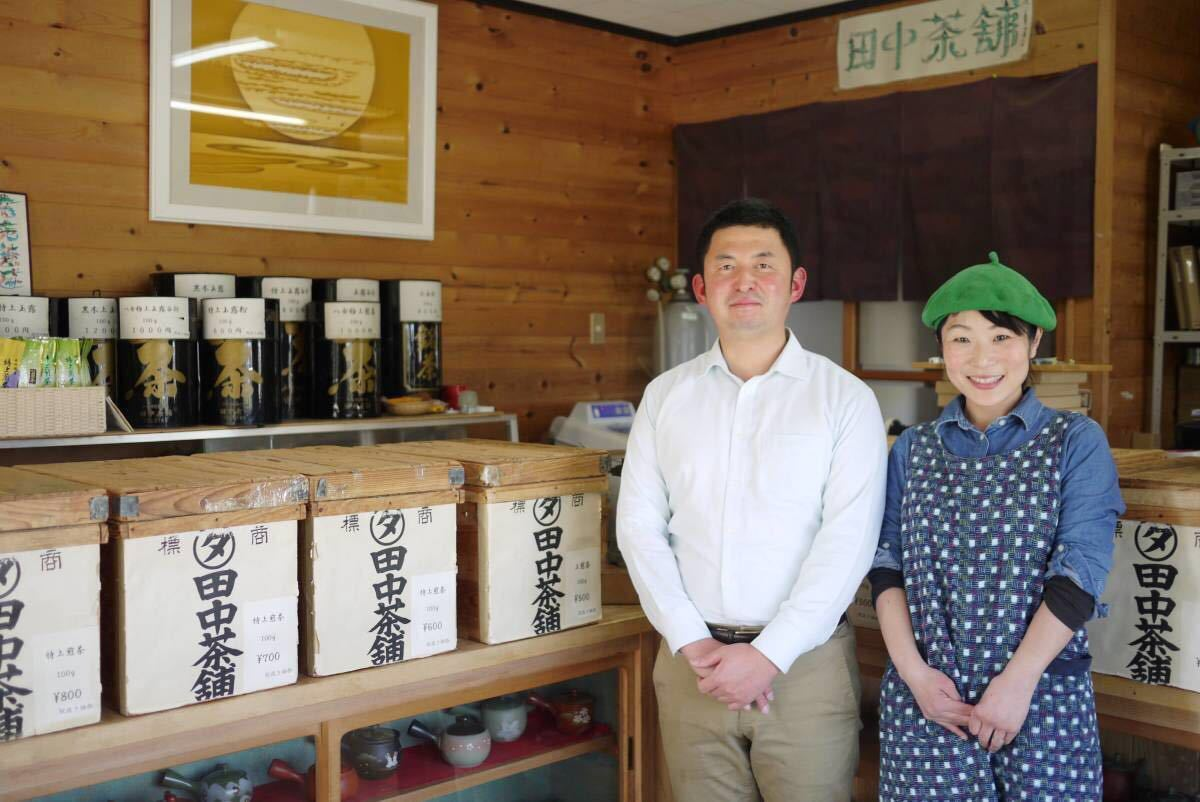 【送料無料】八女茶・特選玉露100g詰×2本_私達が販売しております