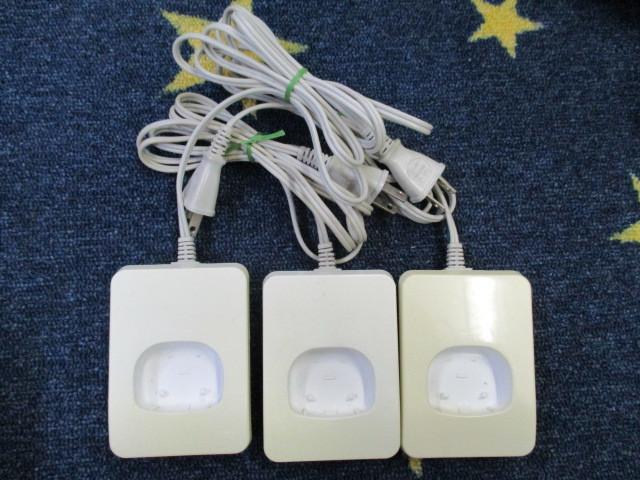 ☆子機3台バッテリー新品☆NTT でんえもん ファクシミリ電話機 FAX P-267W_画像7