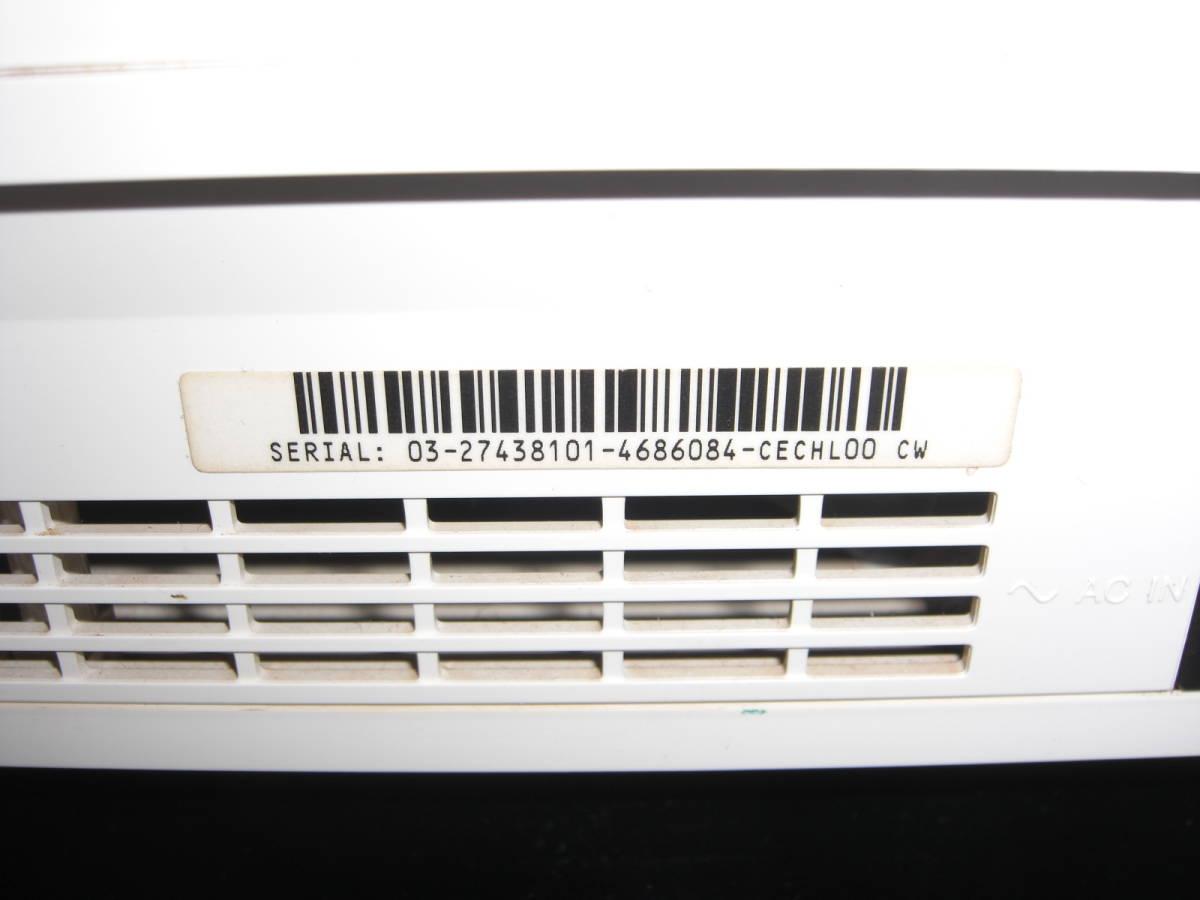1 ジャンク まとめ PS3本体4台 コントローラー4個 2000A 2500B CECHL00 CECHA00_画像6