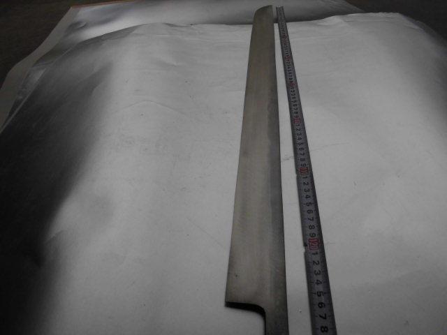 超大型・マグロの解体胴切り包丁・弐尺五寸・750㍉_画像4