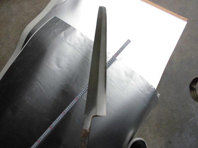 超大型・マグロの解体胴切り包丁・弐尺五寸・750㍉_画像6