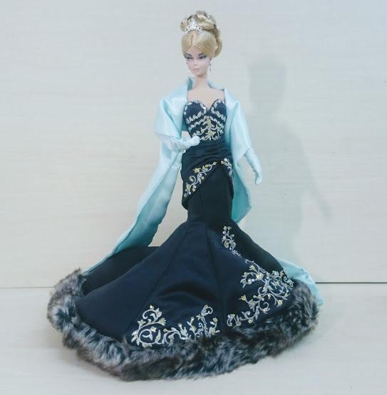 マテル バービー/Barbie Stolen Magic ファッションモデル・コレクション ドール 人形 MATTEL Fashion Model Collectors Doll_画像4