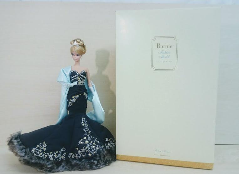 マテル バービー/Barbie Stolen Magic ファッションモデル・コレクション ドール 人形 MATTEL Fashion Model Collectors Doll_画像3
