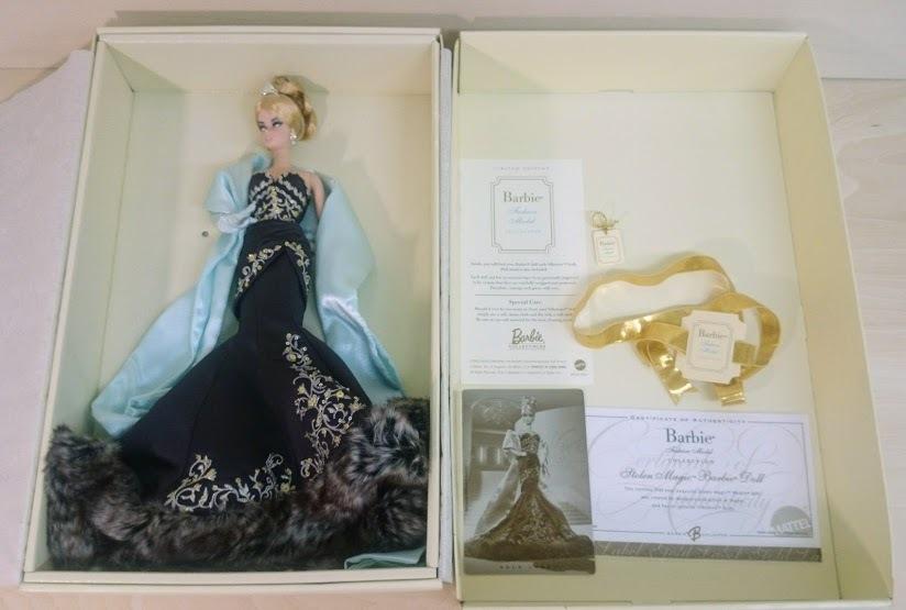 マテル バービー/Barbie Stolen Magic ファッションモデル・コレクション ドール 人形 MATTEL Fashion Model Collectors Doll_画像2