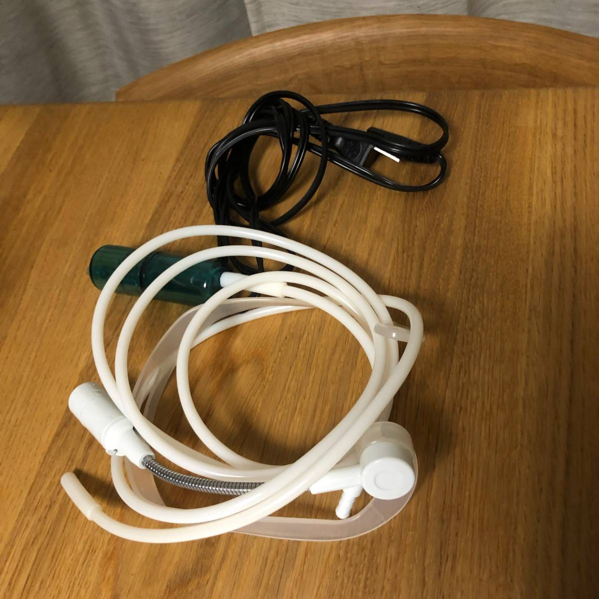 高濃度酸素発生器 M1O2-Hybrid 美品 定価248000円 高評価の酸素発生器です。_画像7