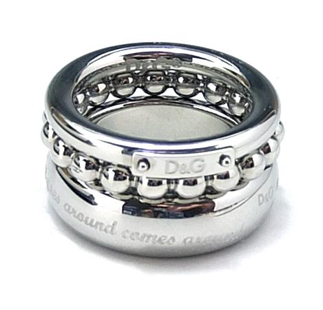 новый товар #D&G Dolce&Gabbana Dolce & Gabbana 3 полосный кольцо DJ0660