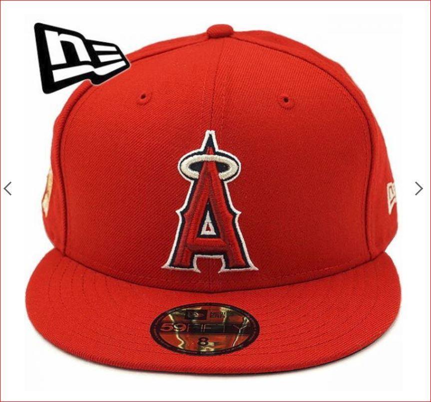 新品! 7・7/8(62.5cm) ニューエラ NEW ERA ロサンゼルス・エンゼルス MLB 大谷 翔平 59FIFTY  送料無料!_画像2