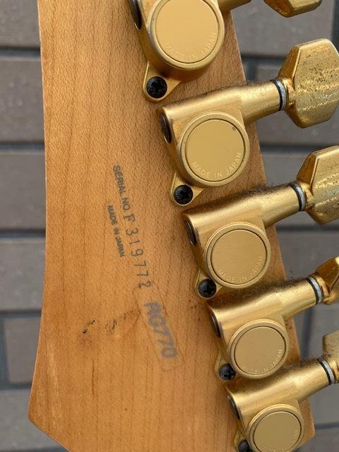 Ibanez アイバニーズ RG770 エレキギター【東京 直接引取歓迎】☆弦楽器_画像4