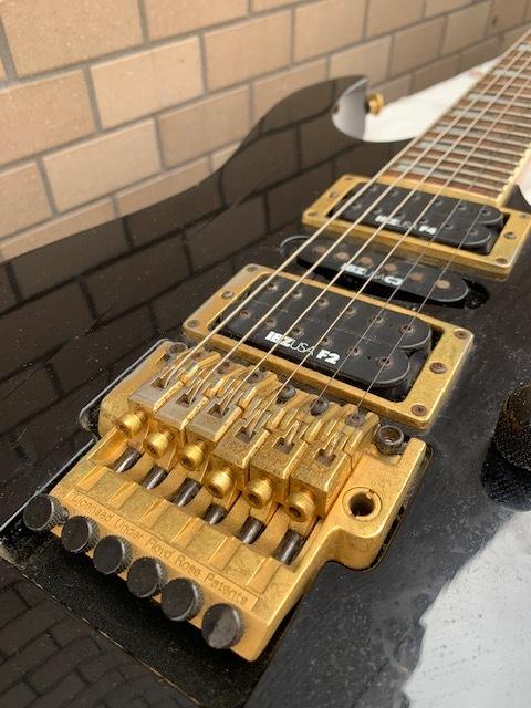 Ibanez アイバニーズ RG770 エレキギター【東京 直接引取歓迎】☆弦楽器_画像7