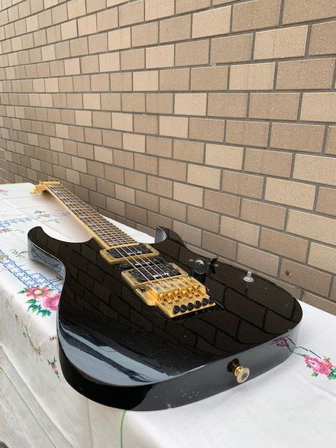 Ibanez アイバニーズ RG770 エレキギター【東京 直接引取歓迎】☆弦楽器_画像6