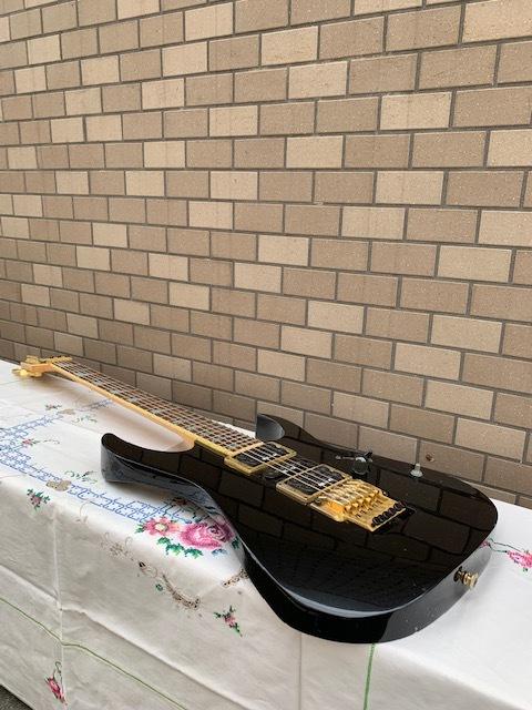 Ibanez アイバニーズ RG770 エレキギター【東京 直接引取歓迎】☆弦楽器_画像8